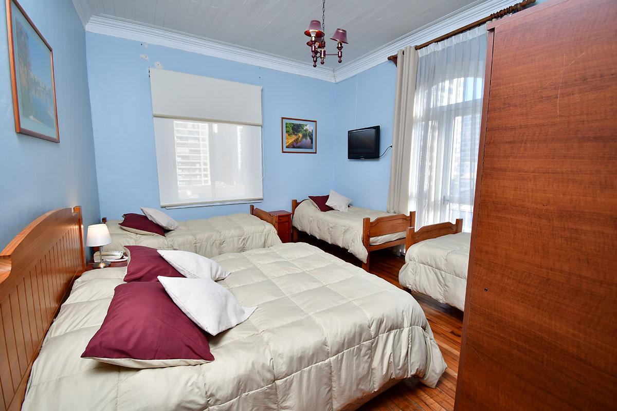 Vista Hermosa Hoteles - Habitación Quintuple